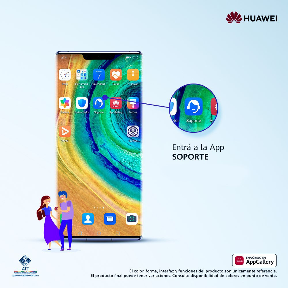 Huawei extiende garantia de celulares en bolivia