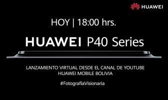 huawei p40 pro bolivia