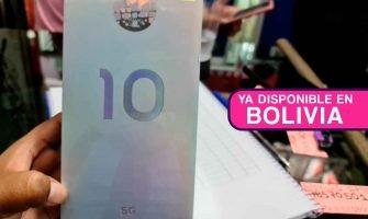 mi 10 precio bolivia