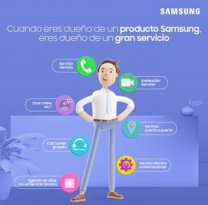 servicio tecnico samsung bolivia