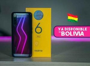 realme 6 pro precio bolivia