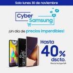 cyber monday samsung bolivia