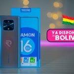 camon 16 premier bolivia