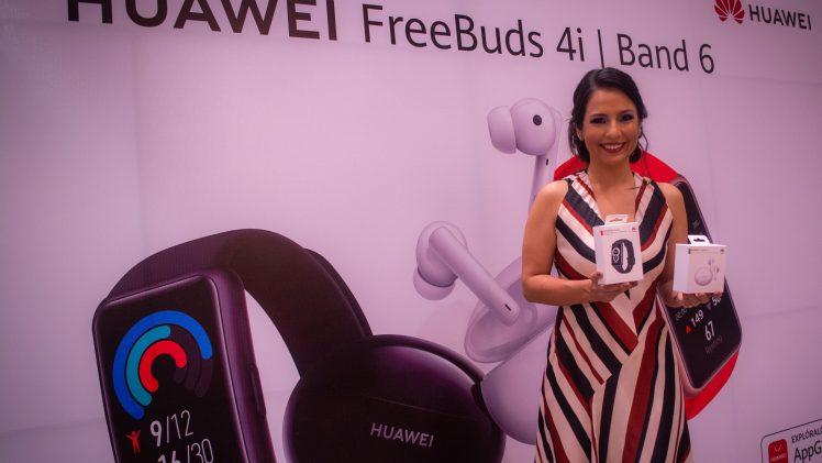 Huawei Freebuds 4i bolivia