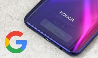 honor servicios google